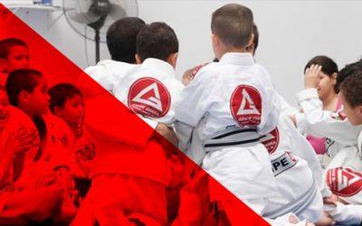 Jiu-Jitsu -A Influência na Formação do Caráter da Criança