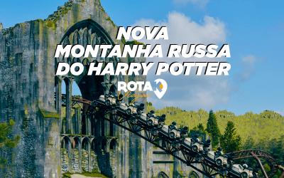 Inaugurada a nova Montanha Russa do Harry Potter na Universal