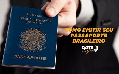 Como emitir seu passaporte brasileiro
