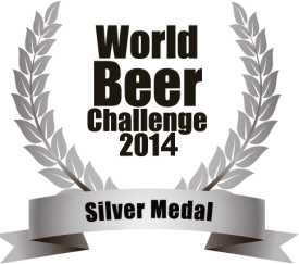 2014 World Beer Challenge SILVER