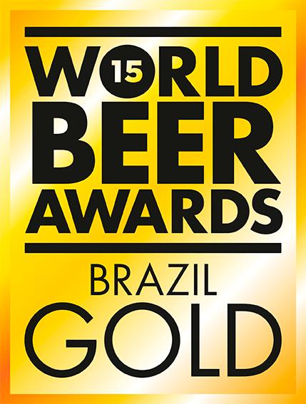 2015 World Beer Awards GOLD