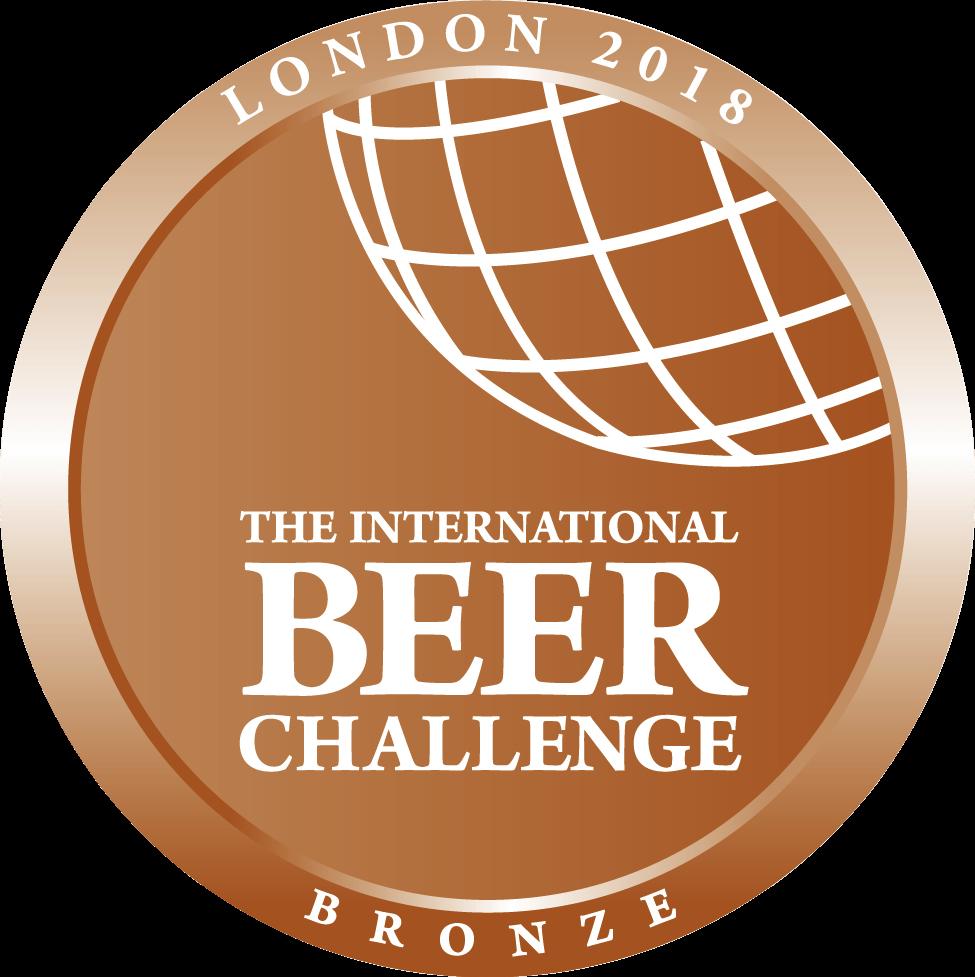 2018 International Beer Challenge Bronze