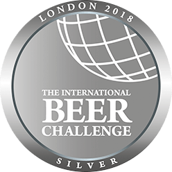 2018 International Beer Challenge SILVER