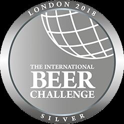 2018 International Beer Challenge SILVER