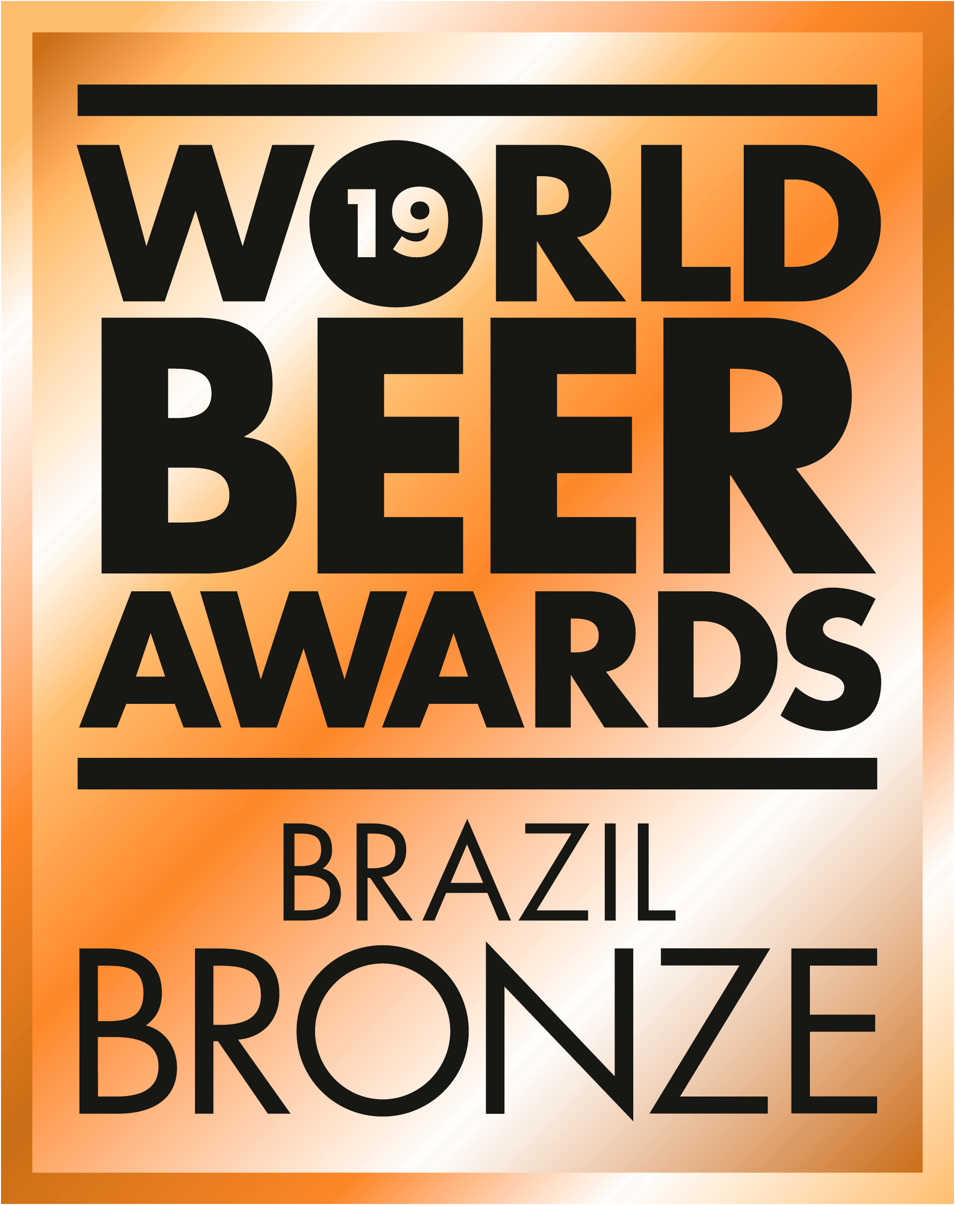 2019 World Beer Awards BRONZE