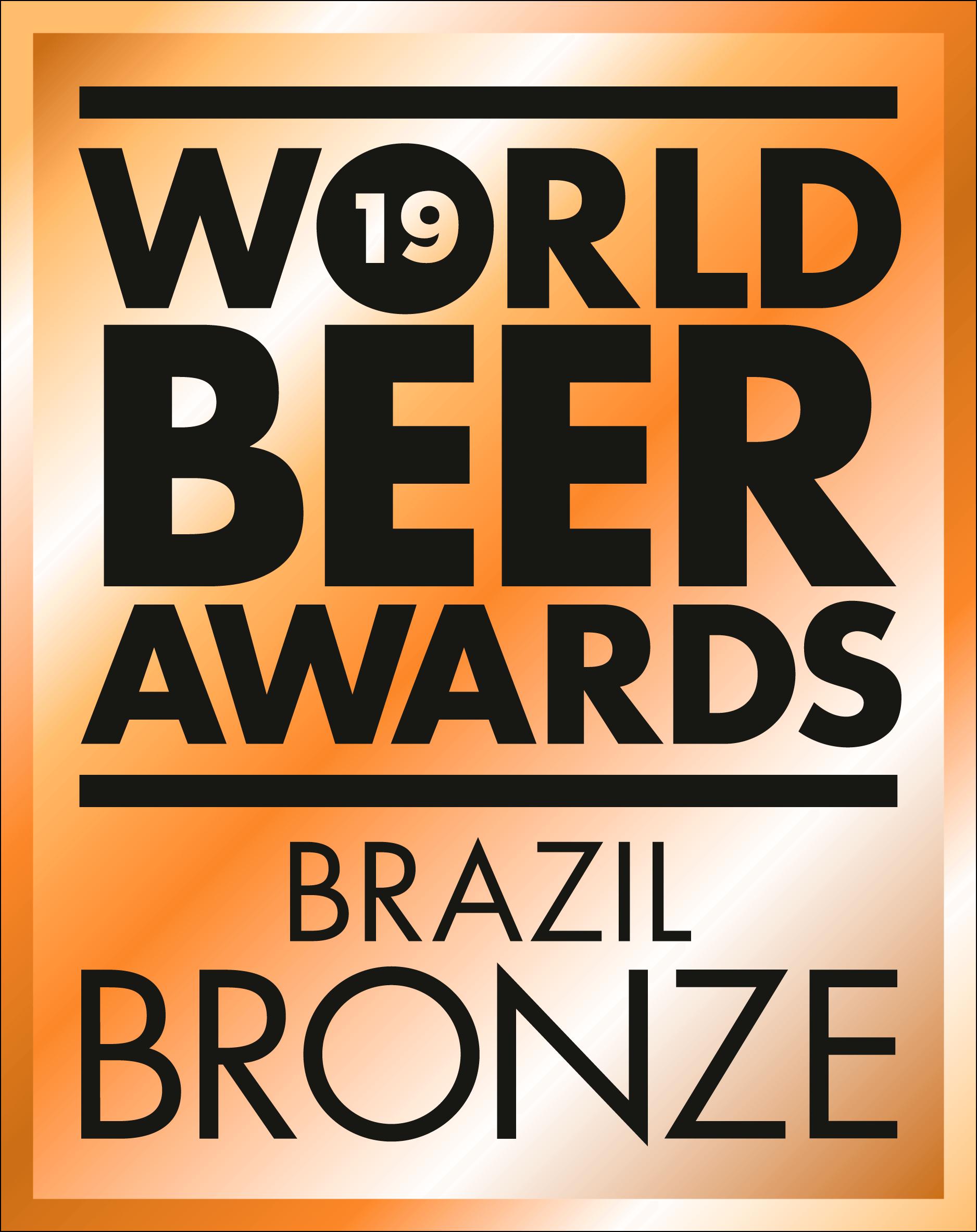 2019 World Beer Awards BRONZE
