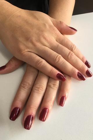 manicure e depilação