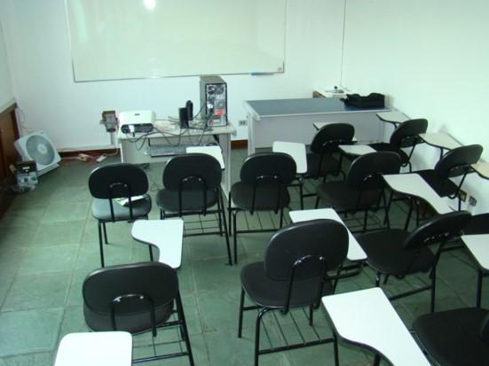 Sala de Aula CTT Heliarc 1