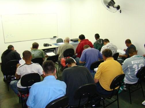 Sala de Aula Teórica CTT Heliarc 2