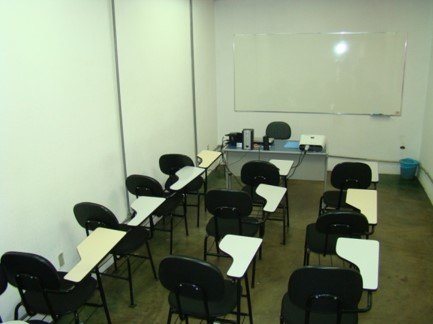 Sala de Aula Teórica CTT Heliarc 3