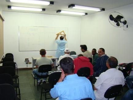 Sala de Aula Teórica CTT Heliarc 4