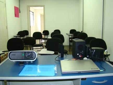 Sala de Aula com Recursos Envolvidos CTT Heliarc 5