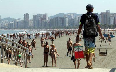 Verão requer muitos cuidados com alimentação na praia