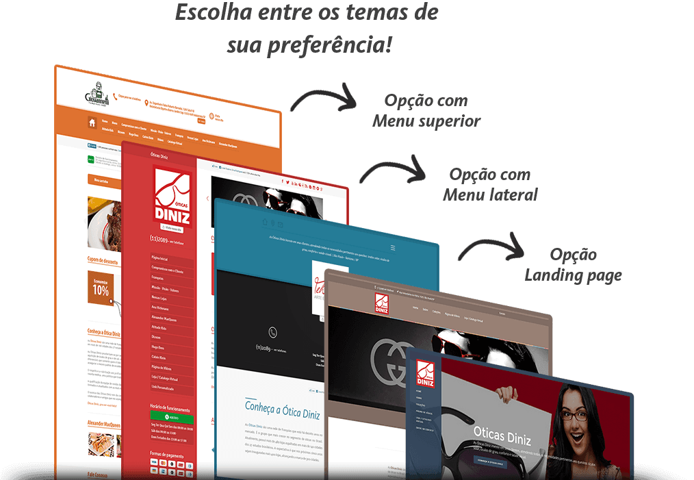 Marketing Digital em SP - Site Expresso