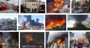 Incêndios são, muitas vezes, uma destruição anunciada
