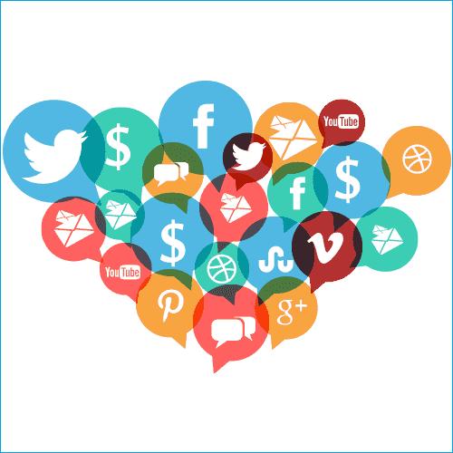 Quais as redes sociais mais importantes para o seu negócio?