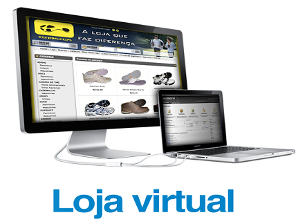 Loja Virtual eCommerce