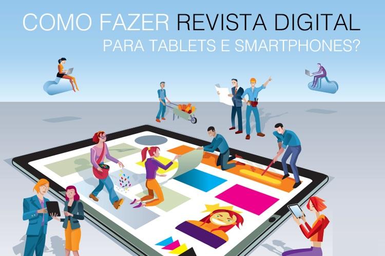 Revista Digital para Dispositivos Móveis