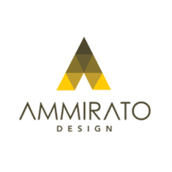 Logotipo Ammirato Design