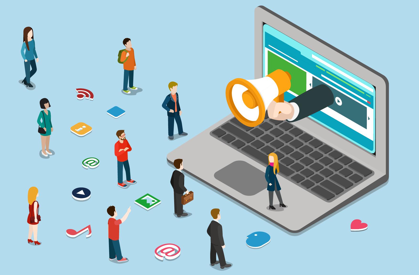 comunicacao digital guia-se negócios pela internet