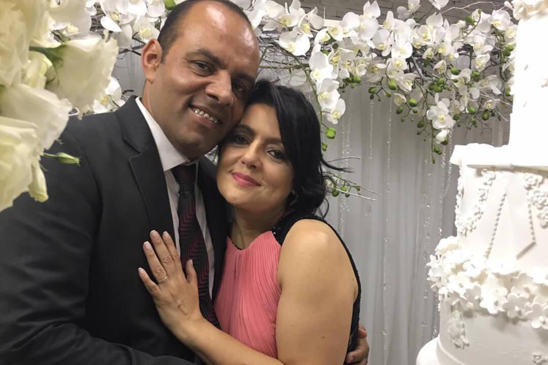 Decoração comemoração de bodas - Festejare Decorações e Flores