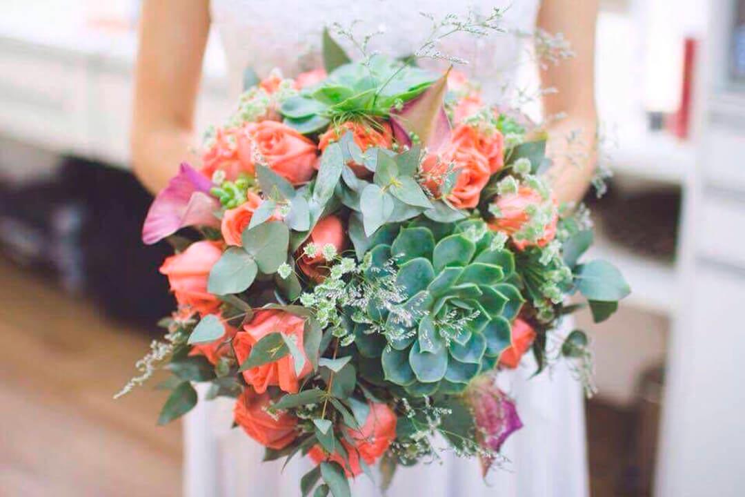 Buques de noiva - Festejare Decorações e Flores