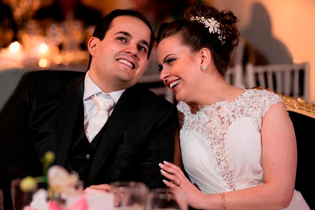 Decoração casamento salão de festas - Festejare Decorações e Flores