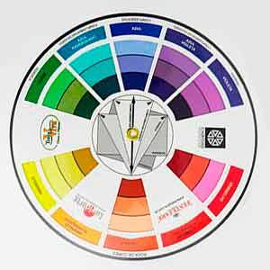 Disco de cores-vendas de peças para decoração