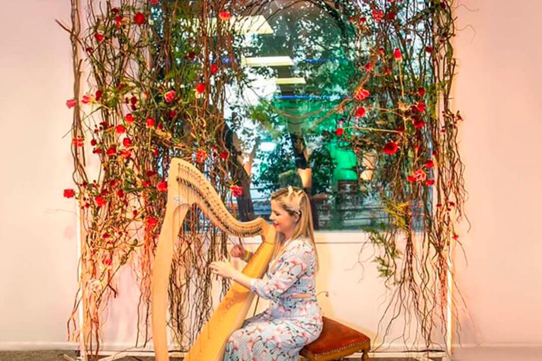 Decoração festa de formatura - Festejare Decorações e Flores