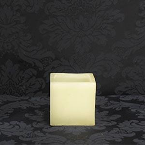 Luminária P de parafina com vela-vendas de peças para decoração