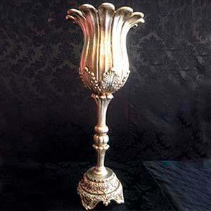 Vaso dourado GG-vendas de peças para decoração