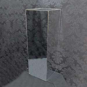 Coluna Espelhada para corredor -vendas de peças para decoração