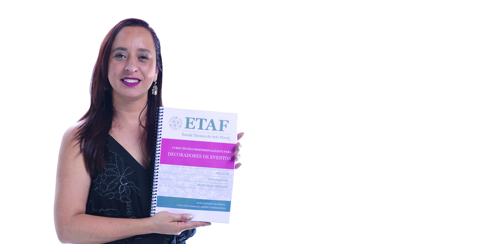 ETAF - Escola Técnica de arte floral - Loja