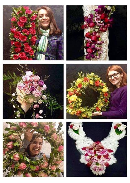 Arte Floral - Noivas e Condolências - ETAF