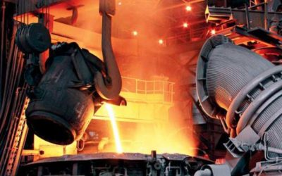 Exportações de aço do Brasil para os Estados Unidos sobem em receita e volume após tarifa