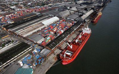 Porto de Santos bate recorde de movimentação de cargas em 2018 com 131,5 milhões de toneladas