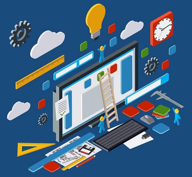 Site para prospecção de clientes