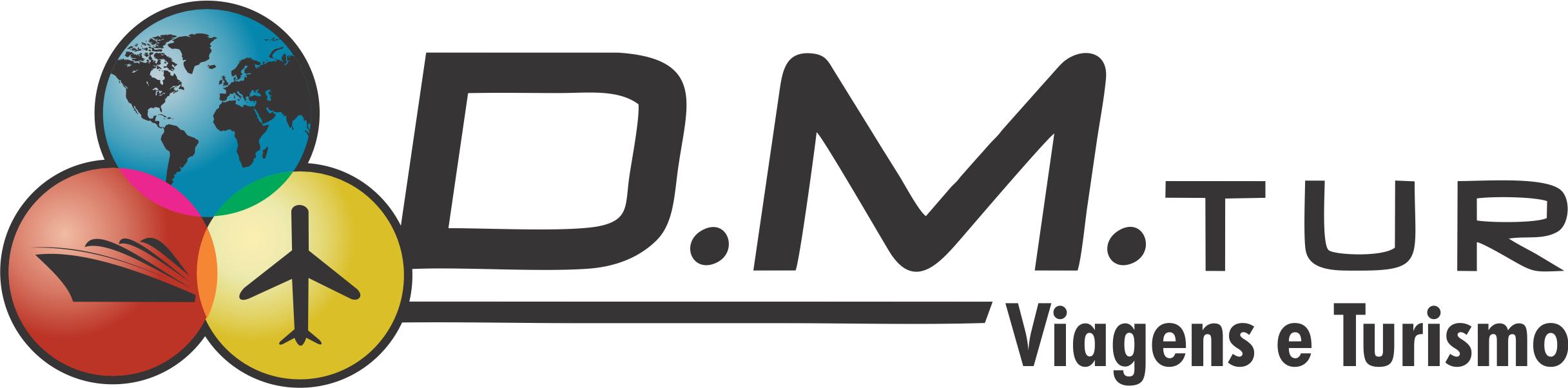 D.M. Tur [Letra Preta]