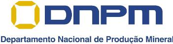 DEPARTAMENTO NACIONAL DE PRODUÇÃO MINERAL