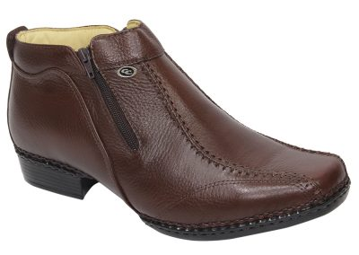 REF. 9405 COURO FLOTER COR CHOCOLATE