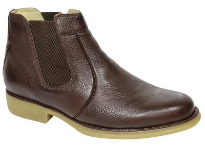 REF. 541 COURO FLOTER COR CHOCOLATE