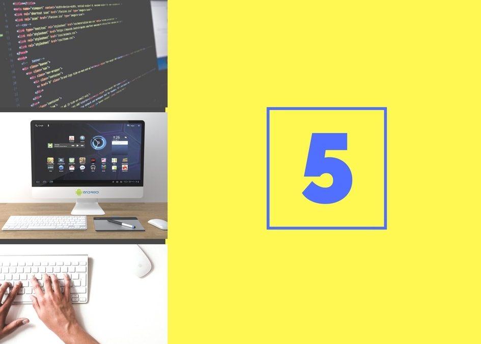 5 coisas que não devem faltar em seu site