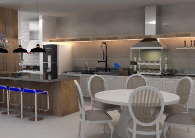 Projetos de Cozinha Planejada Roberto Almeida Interiores 1