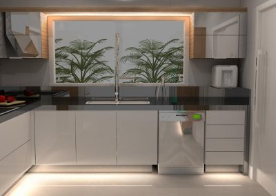 Projetos de Cozinha Planejada Roberto Almeida Interiores 10