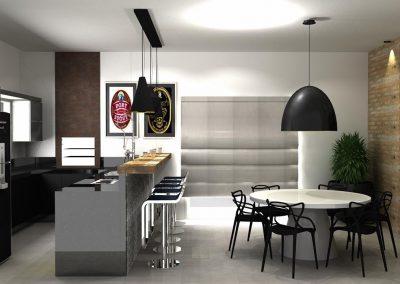Projetos de Cozinha Planejada Roberto Almeida Interiores 15