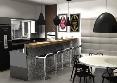 Projetos de Cozinha Planejada Roberto Almeida Interiores 16