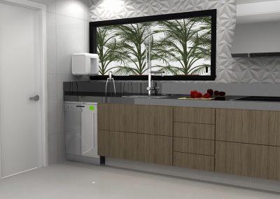 Projetos de Cozinha Planejada Roberto Almeida Interiores 18