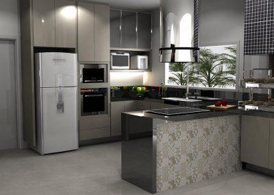 Projetos de Cozinha Planejada Roberto Almeida Interiores 26