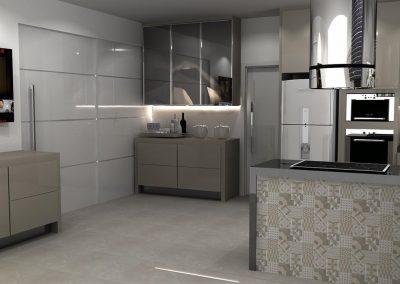 Projetos de Cozinha Planejada Roberto Almeida Interiores 27