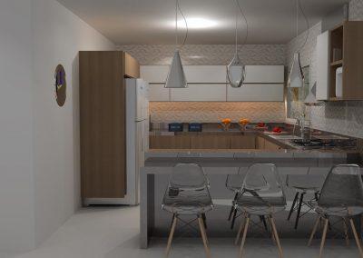 Projetos de Cozinha Planejada Roberto Almeida Interiores 29